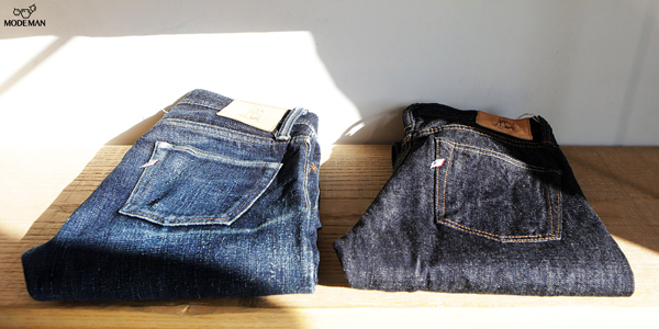 Raw Denim or Worn Denim ? What is Your Pick?