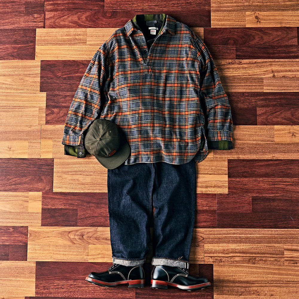 Today's Items - Naked&Famous / Barns Outfitters / Studio Dartisan / Rogue Territory / Toys Mccoy